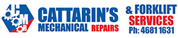 Cattarins Mechanical Repairs & Forklift Services Logo